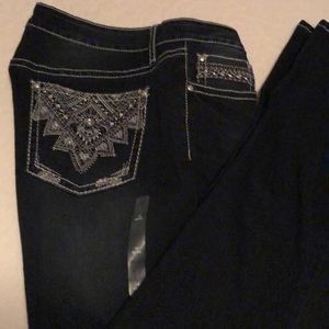 Brand new jeans with tags.